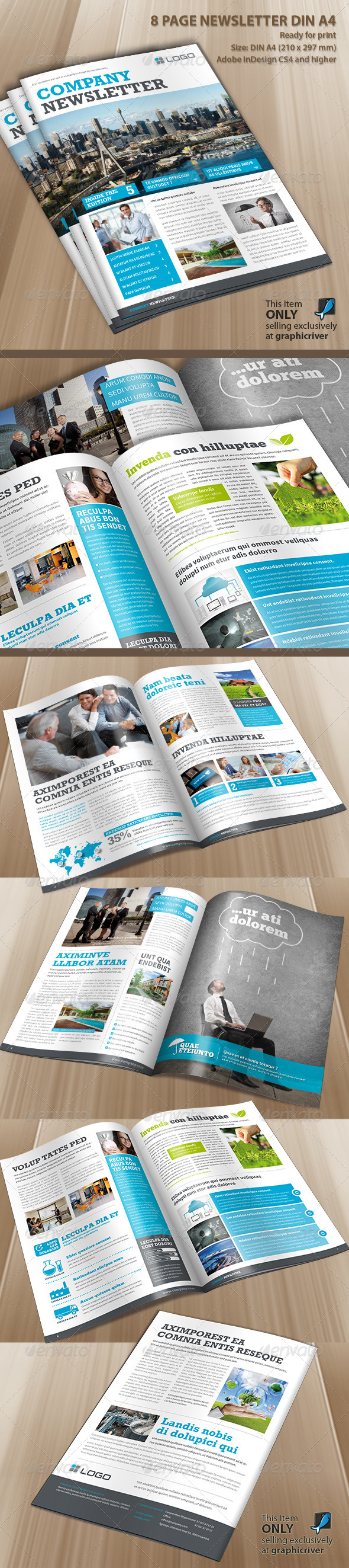 GraphicRiver Company Newsletter 5123167