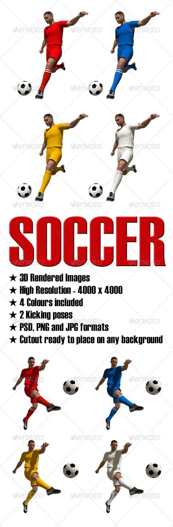 GraphicRiver Soccer 5123652