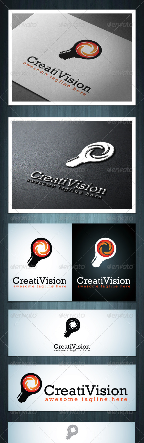 GraphicRiver Creativision 5123661