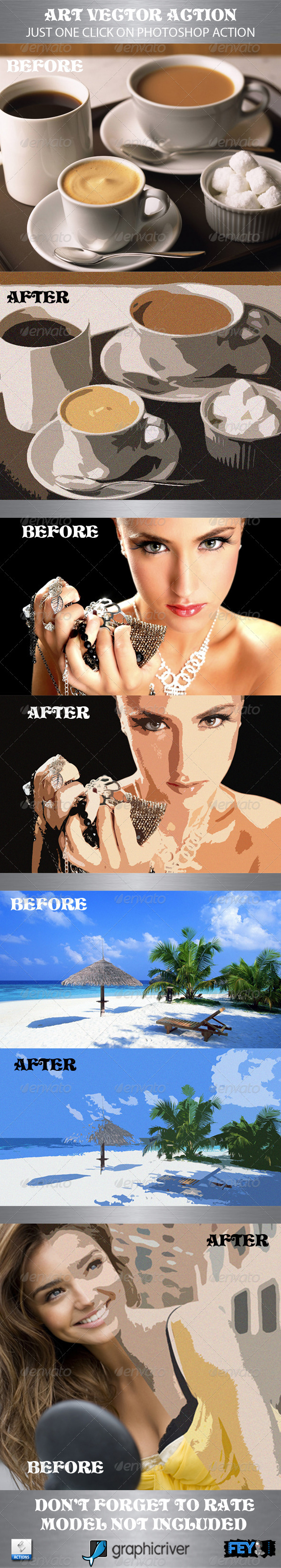 GraphicRiver Art Vector Action 5125899