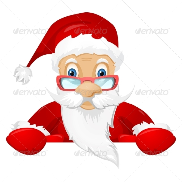 GraphicRiver Santa Claus 5126527