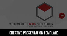 Creative Presentation Template