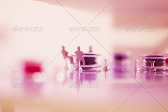 People Figures - Stock Photo - Images