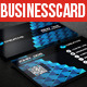IntenseArtisan Creative Business Card Vol-18 - GraphicRiver Item for Sale