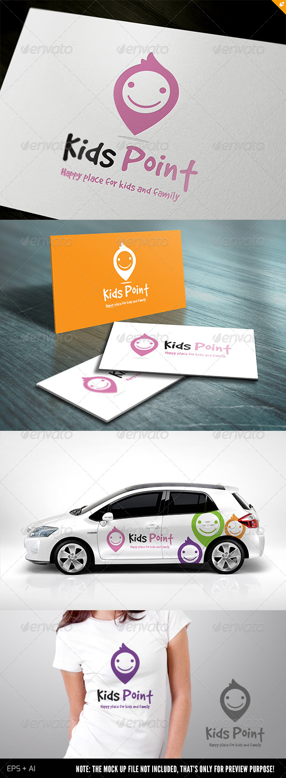 GraphicRiver Kids Point 5131371