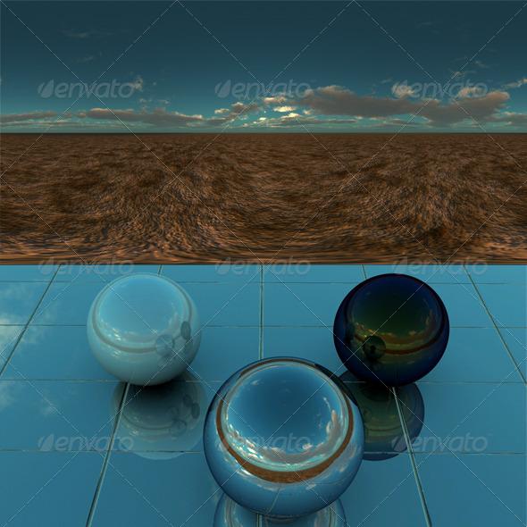 3DOcean Desert 40 5134140