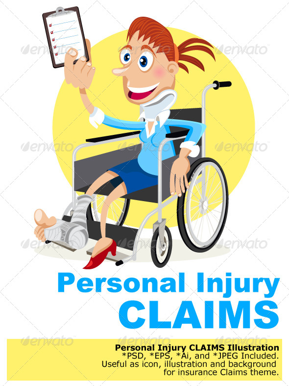 GraphicRiver Personal Injury Claims 5135992