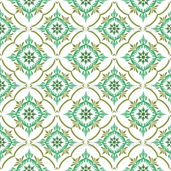 GraphicRiver Seamless Classic Pattern 5141180