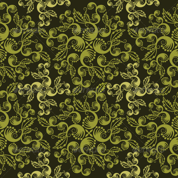 GraphicRiver Seamless Classic Pattern 5141208