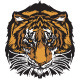 Tiger Head Graphic Mascot  - GraphicRiver Item for Sale