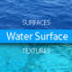 Water Surfaces Textures - GraphicRiver Item for Sale