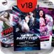 Flyer Bundle Vol18 - 4 in 1 - GraphicRiver Item for Sale
