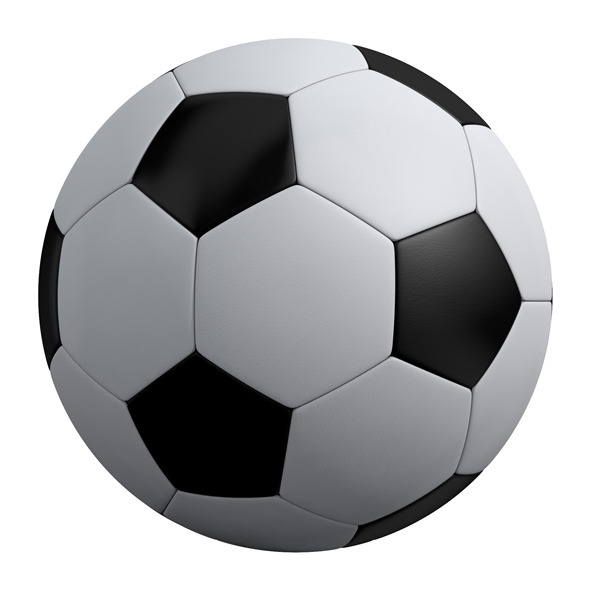 3DOcean soccer ball 5147913