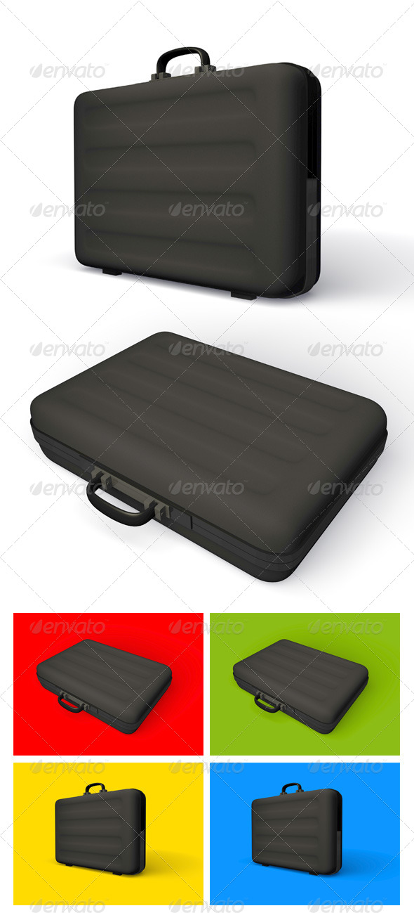 GraphicRiver Briefcase 5148951