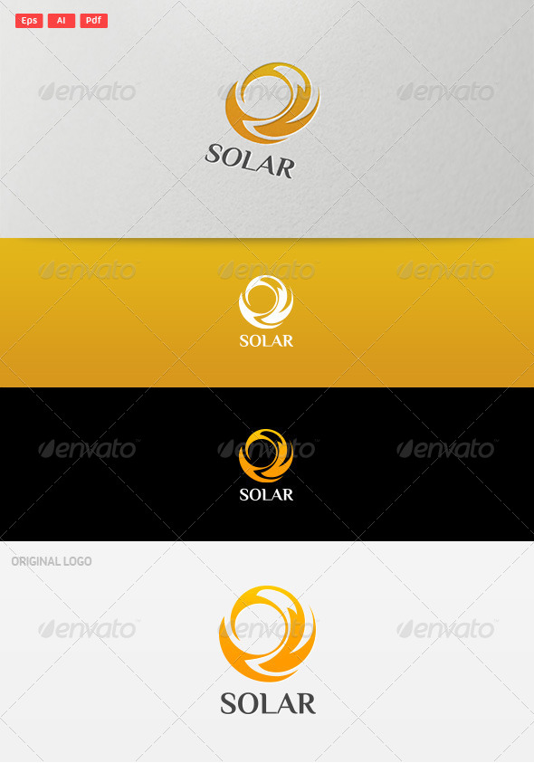 GraphicRiver Solar Energy 5149112