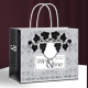 Wine Retail Carrier Bag. Paper Shopping Bag - GraphicRiver Item for Sale