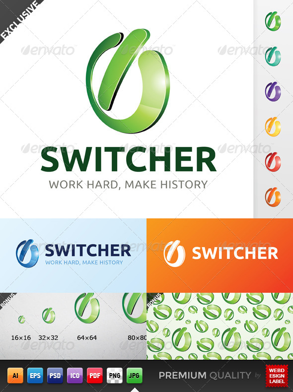 GraphicRiver Switcher Logo 5155167