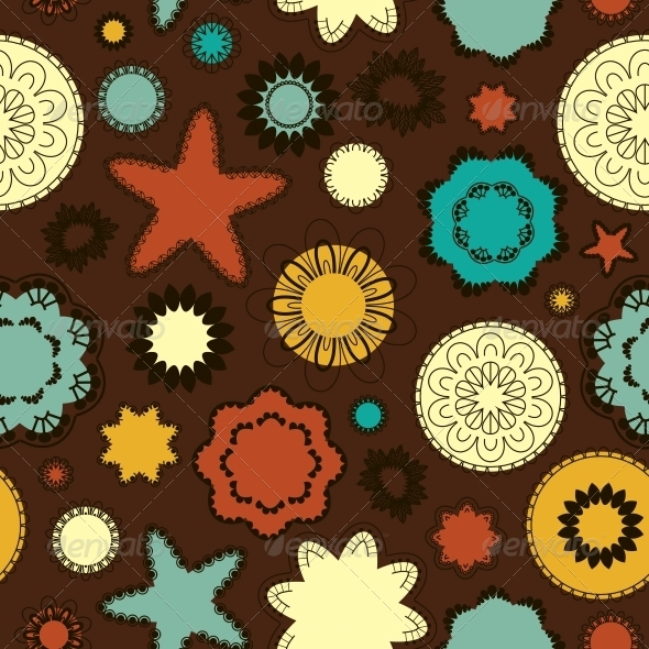 GraphicRiver Seamless Pattern 5155654