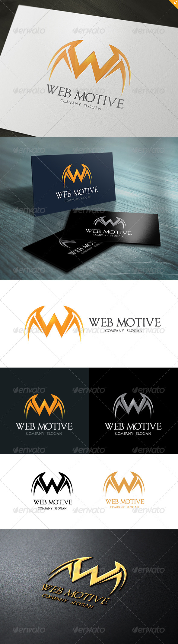 GraphicRiver Web Motive 5155711
