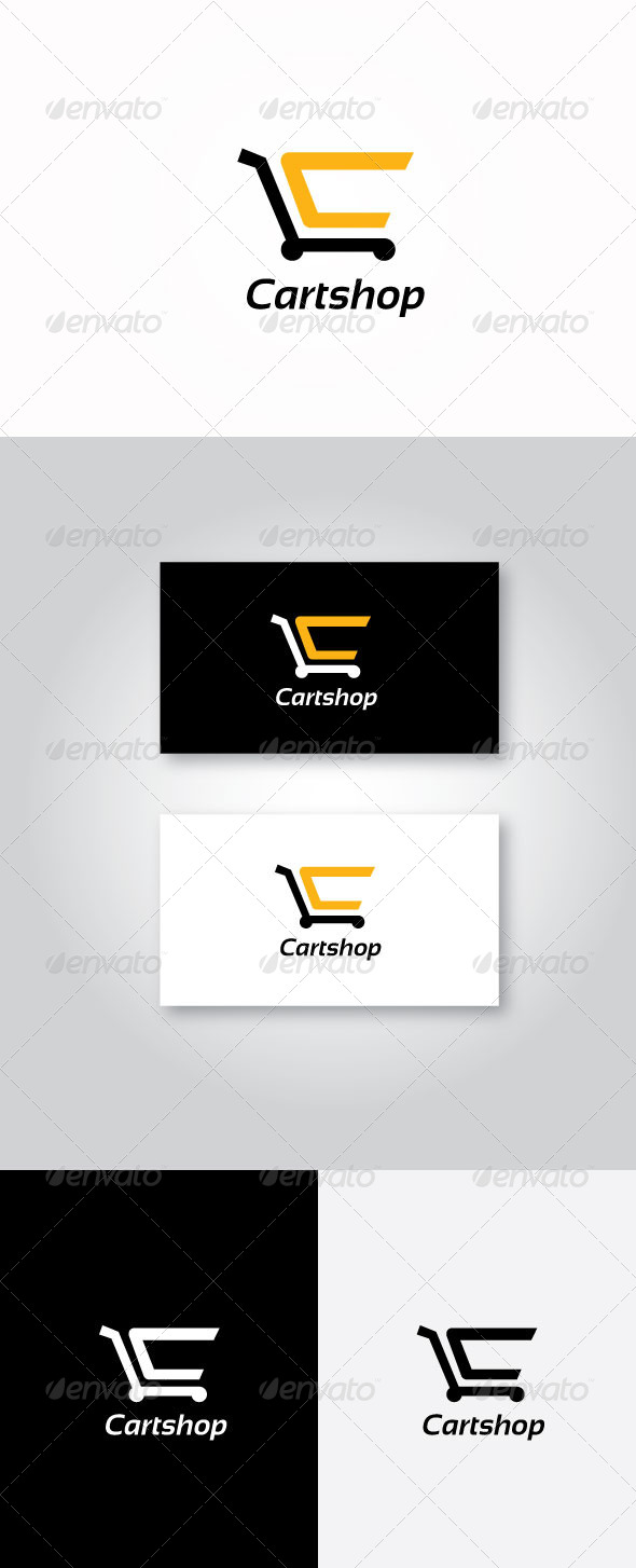 GraphicRiver Cartshop Logo 5156479