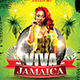Viva Jamaica Flyer Template - GraphicRiver Item for Sale