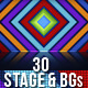 30 Stage and Backgrounds - GraphicRiver Item for Sale