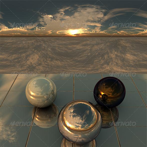 3DOcean Desert 43 5158558