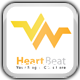 Heart Beat Logo - GraphicRiver Item for Sale