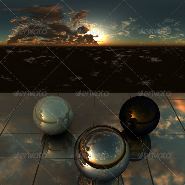 3DOcean Desert 45 5159049