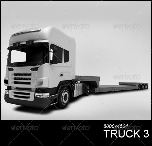 GraphicRiver Truck 3 5161448