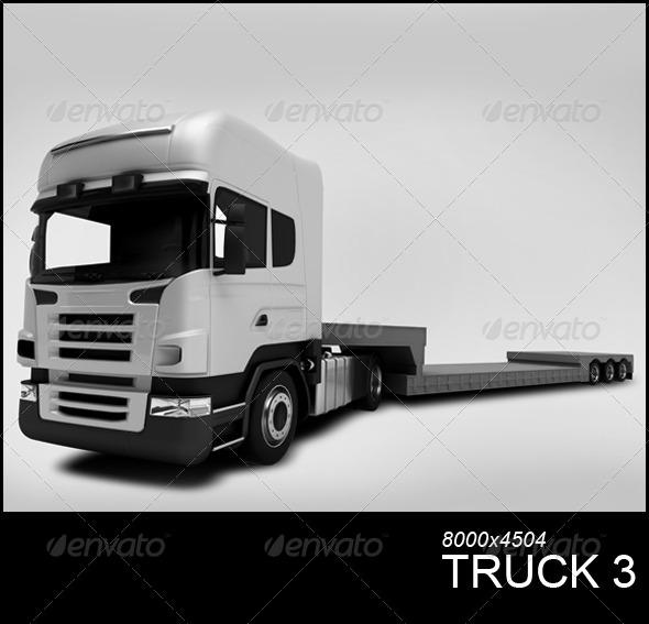 GraphicRiver Truck 3 5161448