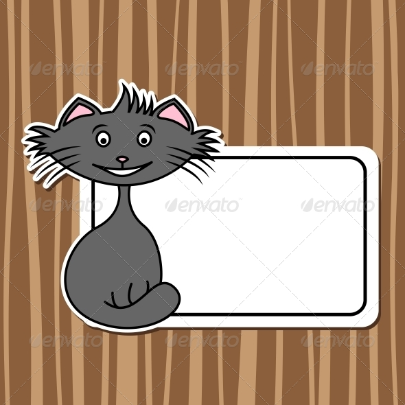 GraphicRiver Cartoon Cat 5161568
