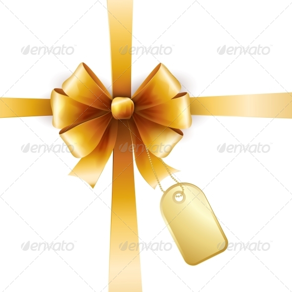 GraphicRiver Gift Bow 5162719