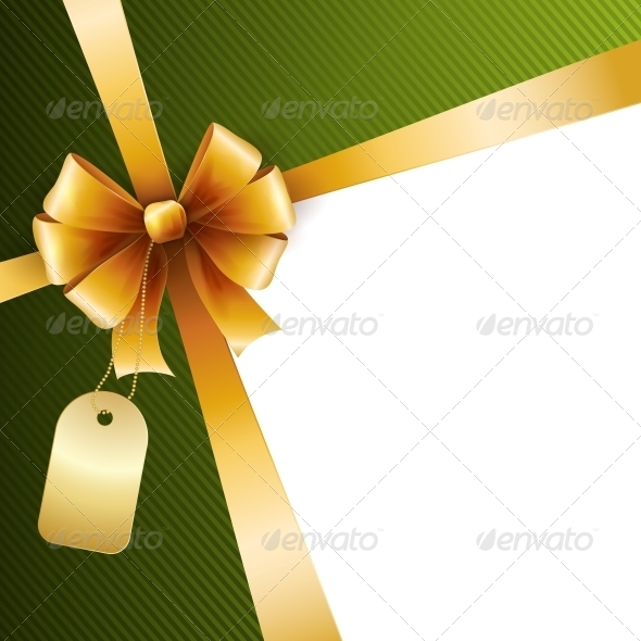 GraphicRiver Gift Bow 5162722
