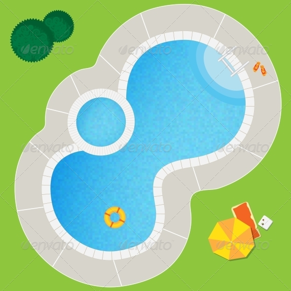 GraphicRiver Swimming Pool 5163074