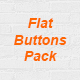 Flat Buttons Pack (3 Styles) - GraphicRiver Item for Sale