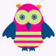 Owls - GraphicRiver Item for Sale