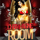 Champagne Room Flyer - GraphicRiver Item for Sale