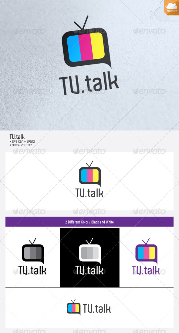 GraphicRiver TV Talk 5166770