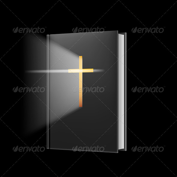 GraphicRiver Realistic Bible 5167468