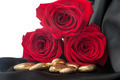 Roses and wedding rings - PhotoDune Item for Sale