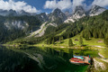 Gosausee, Austria, Gosau, Lake - PhotoDune Item for Sale