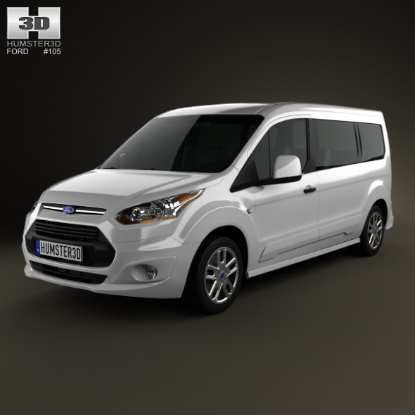 3DOcean Ford Tourneo Connect 2014 5169969