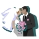 Wedding Couple 04 - GraphicRiver Item for Sale