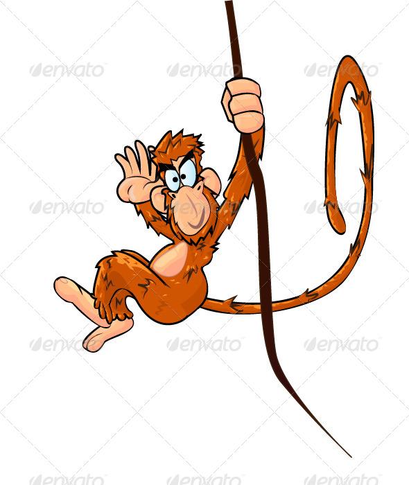 GraphicRiver Monkey 5078724