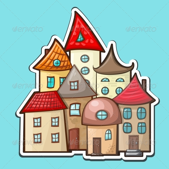 GraphicRiver House Icon 5174992