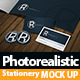 Stationery Mock-up Vol.1 - Richhunter - GraphicRiver Item for Sale