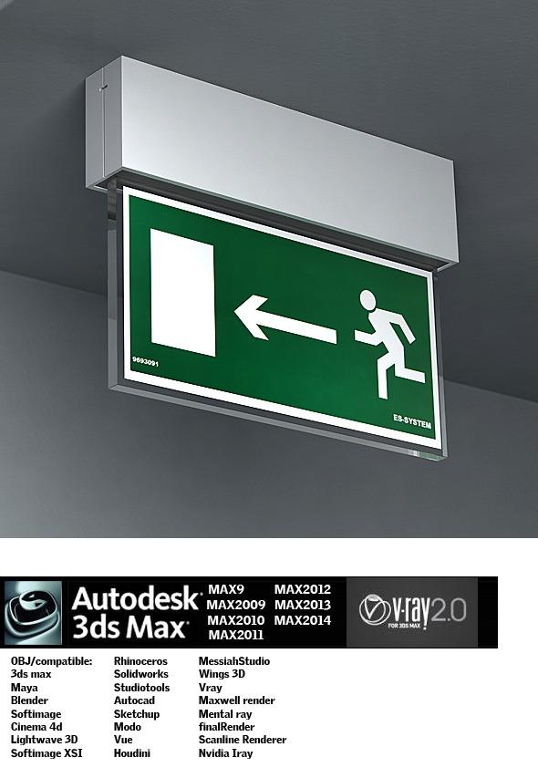 3DOcean Industrial Lighting ES 15 5181538