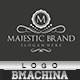 Majestic Brand Logo Template - GraphicRiver Item for Sale