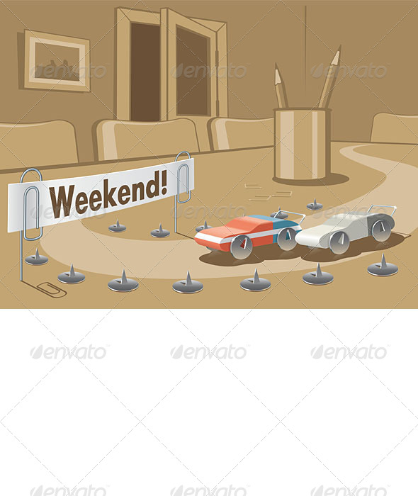 GraphicRiver Weekend 5183235
